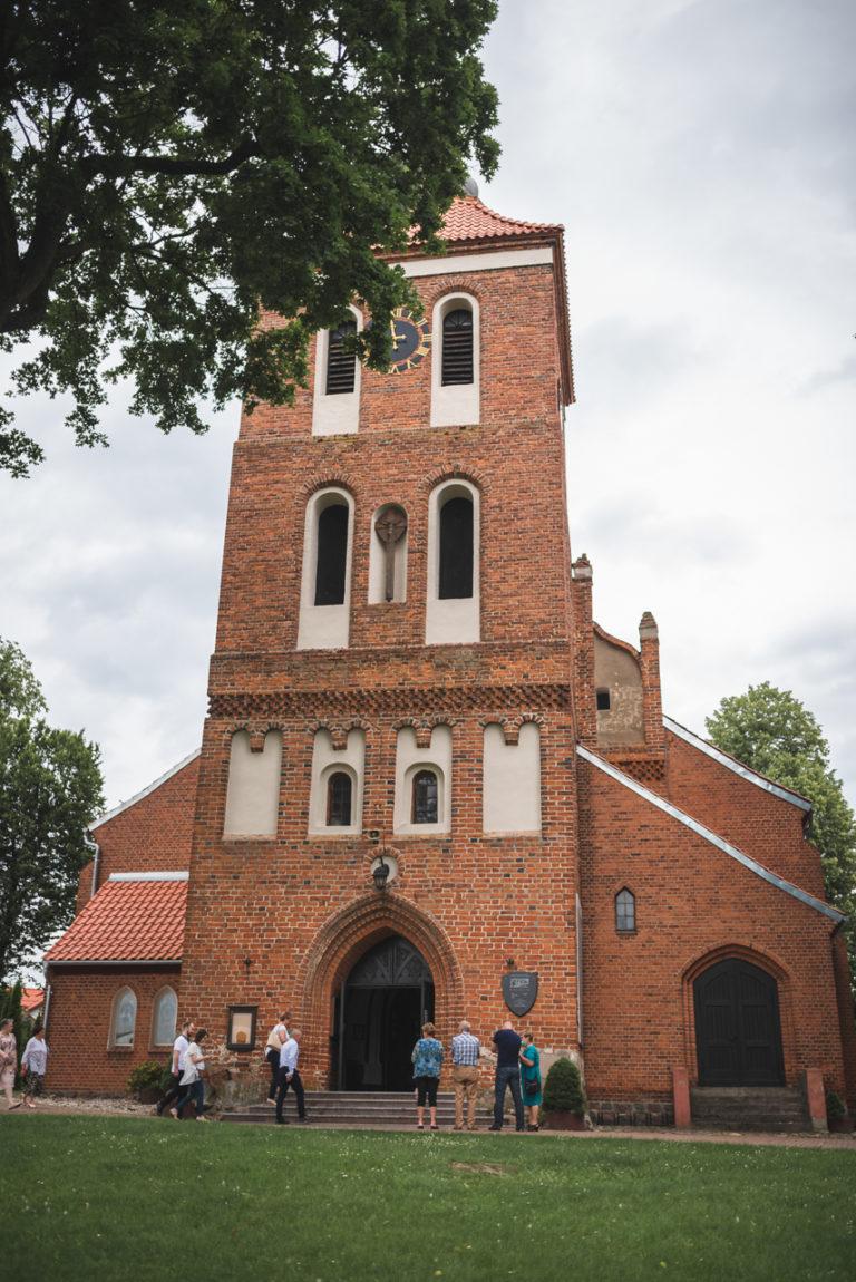 kościół bartąg