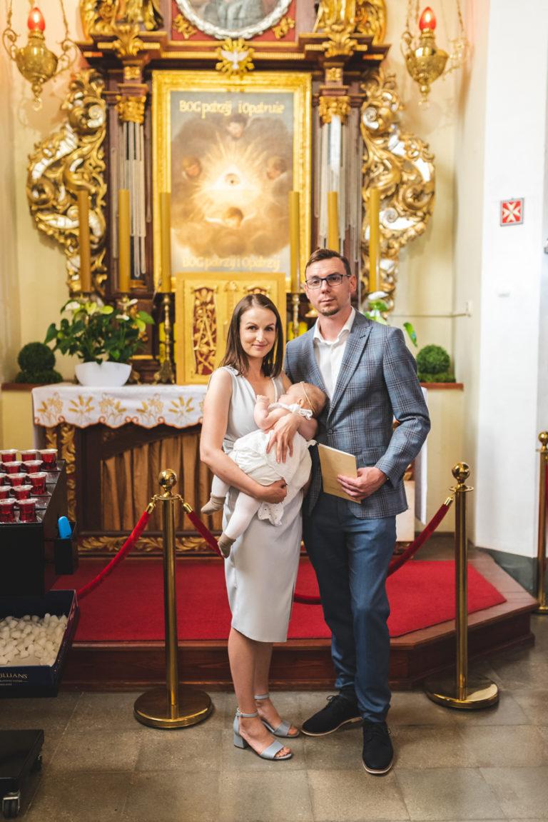 chrzest święty olsztyn