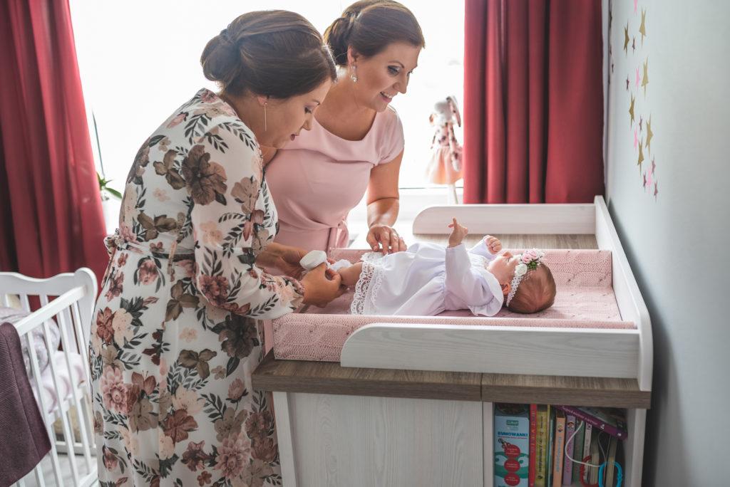 chrzest święty olsztyn przygotowania w domu