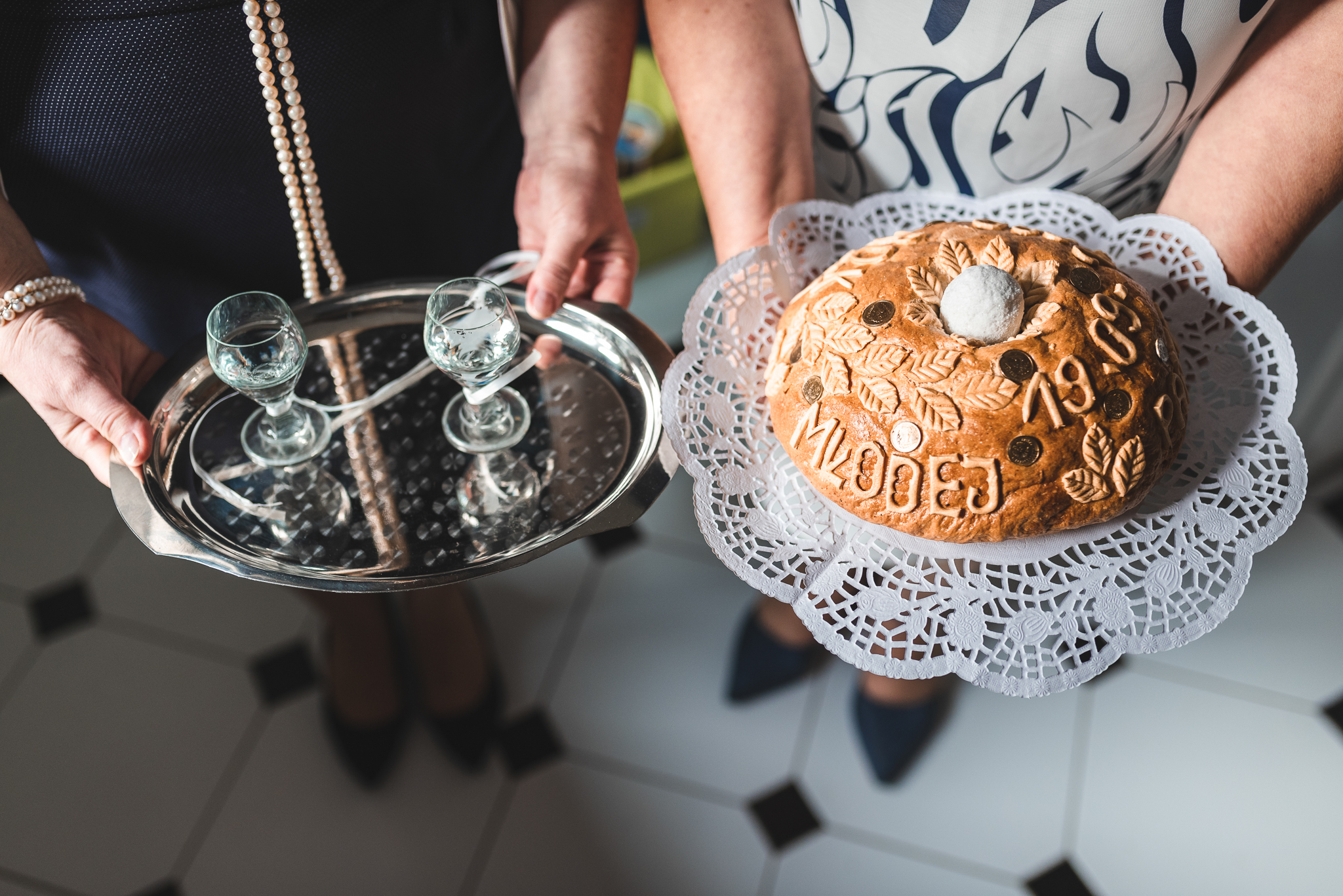 chleb i woda ślub wesele fotograf olsztyn