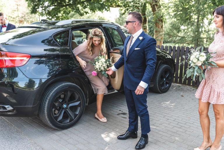 przyjęcie ślub cywilny