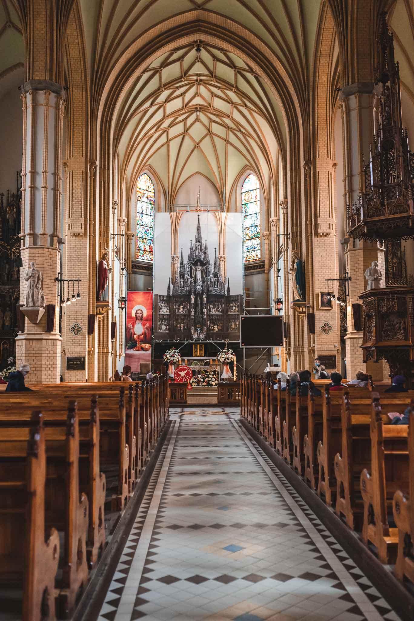 chrzest kościół olsztyn