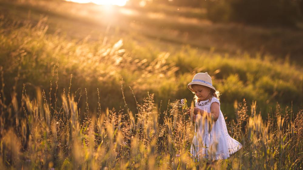 sesje plenerowe dziecięce olsztyn